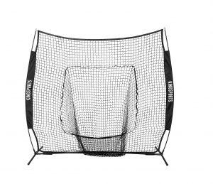 KingSports Collapsible 7 x 7 Large Mouth Softball Net:Baseball Net