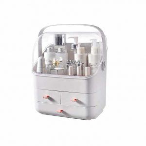 SUNFICON Makeup Organizer Cosmetic Storage Box