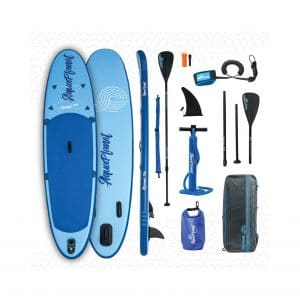 Aquaplanet Inflatable XPaddle Board