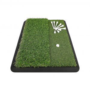Champkey Dual Turf Golf Hitting Mat