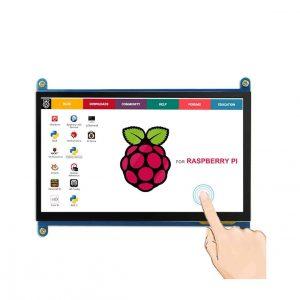 ELECROW 7 Inches Capacitive Touchscreen