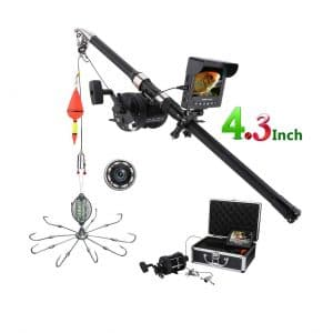 Extaum Underwater Fishing Video Camera