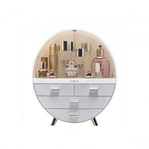 Ihuiniya Makeup Storage Organizer Box