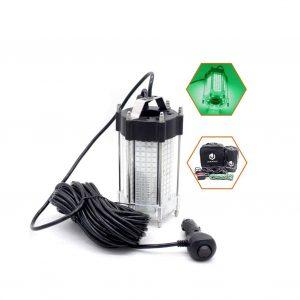 Jiawill Underwater Fishing LED Light 41.8W 4,000 Lumens