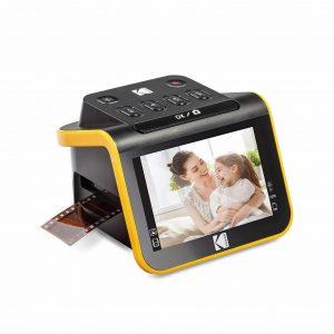 KODAK Slide N Scan Film 5 Inches LCD Screen