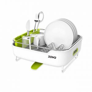 MR.SIGA Premium Stainless Steel Dish Drying Rack