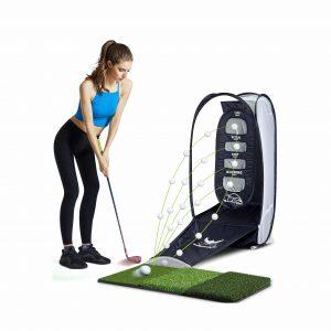 Wosofe Golf Practice Hitting Net