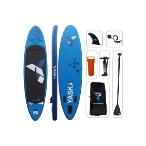 YASKA Inflatable Stand Up Paddle Board