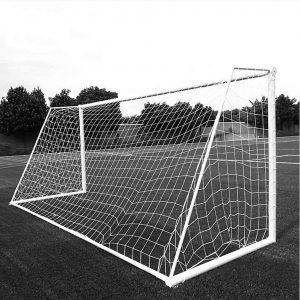 Aoneky 24 x 8 Ft Full-Size Soccer Goal Net