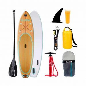 DAMA Blow Up Paddle Board