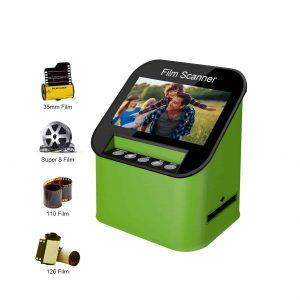 DIGITNOW Film Scanner 22MP High-Resolution Slide Scanner