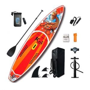 FEATH-R-LITE Paddle Board