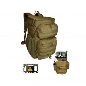T.O.M Horizons Cooler Backpack