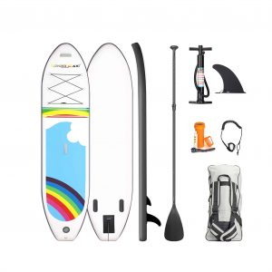 Wonder Maxi Inflatable Stand-Up Paddle Board