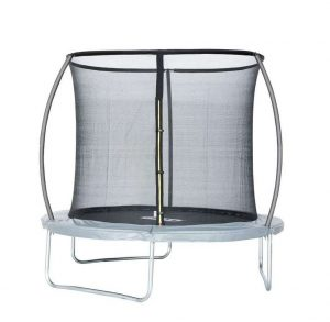 Bluerise 6 Foot Trampoline with an Enclosure Net