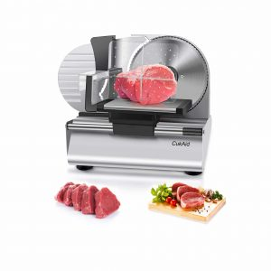 CukAid Electric Meat Slicer 180W