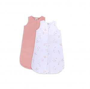 Ely's & Co 100% Cotton Wearable Blanket Sleep Sack