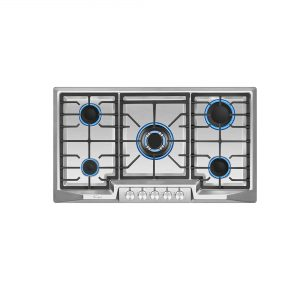 Empava 36-Inches Stainless Steel Gas Cooktop