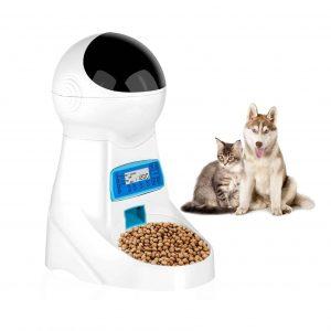 JOYTOOL Automatic Cat Feeder Pet Dog