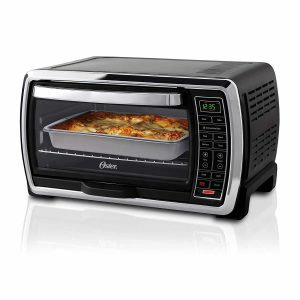 Oster Toaster Oven Large 6-Slice Capacity Digital Convection Oven