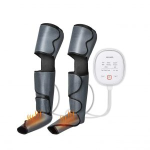 Alitake Leg Massager for Relaxation and Circulation with 6 Modes 3 Intensities