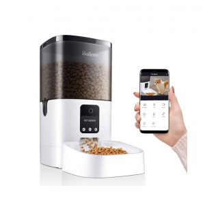 Balimo 6L Smart Pet Feeder with Camera