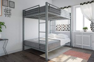 DHP Full Over Sturdy Loft Bed