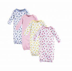 Luvable Friends Unisex Sleep Gowns