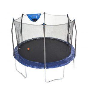 Skywalker Trampolines Jump N' Dunk Trampoline w: Enclosure Net
