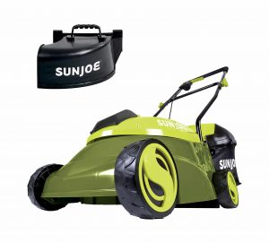 Sun Joe MJ401C-PRO 28-Volt Cordless Lawn Mower with Rear Discharge Chute