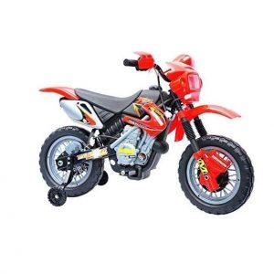 Tidyard 6V Electric Dirt Bike for Kids