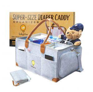 VBBabyWise Baby Diaper Caddy Organizer