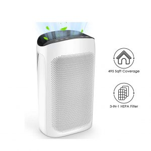 Air Choice Air Purifier for Large Rooms