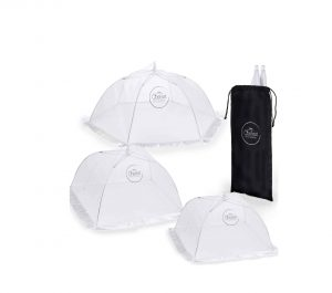 Chefast Food Outdoors Picnics, BBQ Cover Tents (5 Pack)