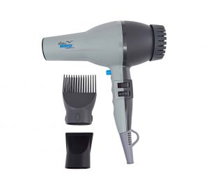 Conair Pro Silver Hair Dryer