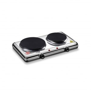 Homeleader Hot Plate 2200W Adjustable Temperature
