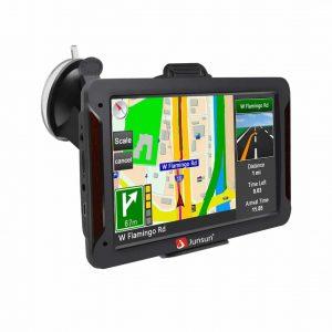 J JUNSUN 8GB Vehicle GPS Navigation DriveSmart