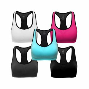 MIRITY Women Racerback Activewear Sports Bras
