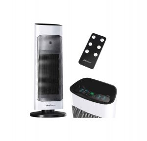 Pro Breeze Space Heater with a Digital LED Display