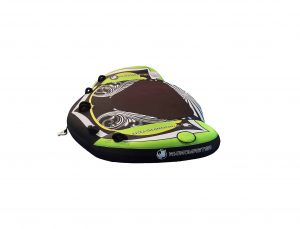 RhinoMaster Tough 3-Person Inflatable Towable Tube