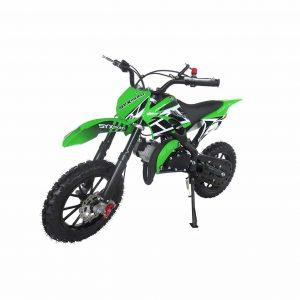 SYX MOTO Mini Dirt Gas Power Bike for Kids