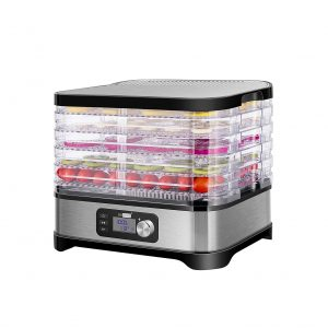 VIVOHOME 400W Electric 5 Trays Food Dehydrator Machine