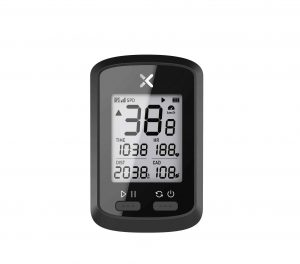 Wantacme GPS Bike Computer Wireless IPX7 Waterproof