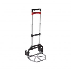 Welcom Magna Hand Truck 150 lbs. Capacity (Black:Red)