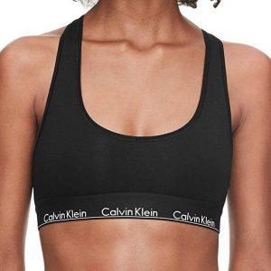 Calvin Klein Modern Unlined Bralette Cotton bra