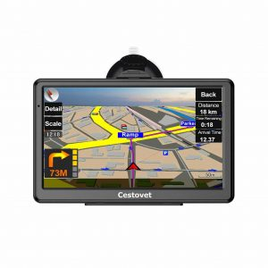 Cestovet 7-Inches Touch Screen DriveSmart