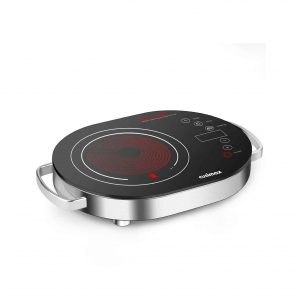 Cusimax Hot Plate 1500W LED Infrared Hot Plate