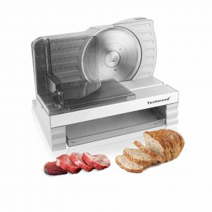 Techwood Pro Electric 6.7-Inches Blade Food Slicer