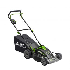 Earthwise 60418 Lithium-Ion Electric Lawn Mower