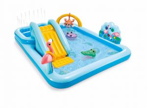 Intex Jungle Adventure Inflatable Pool with Slide